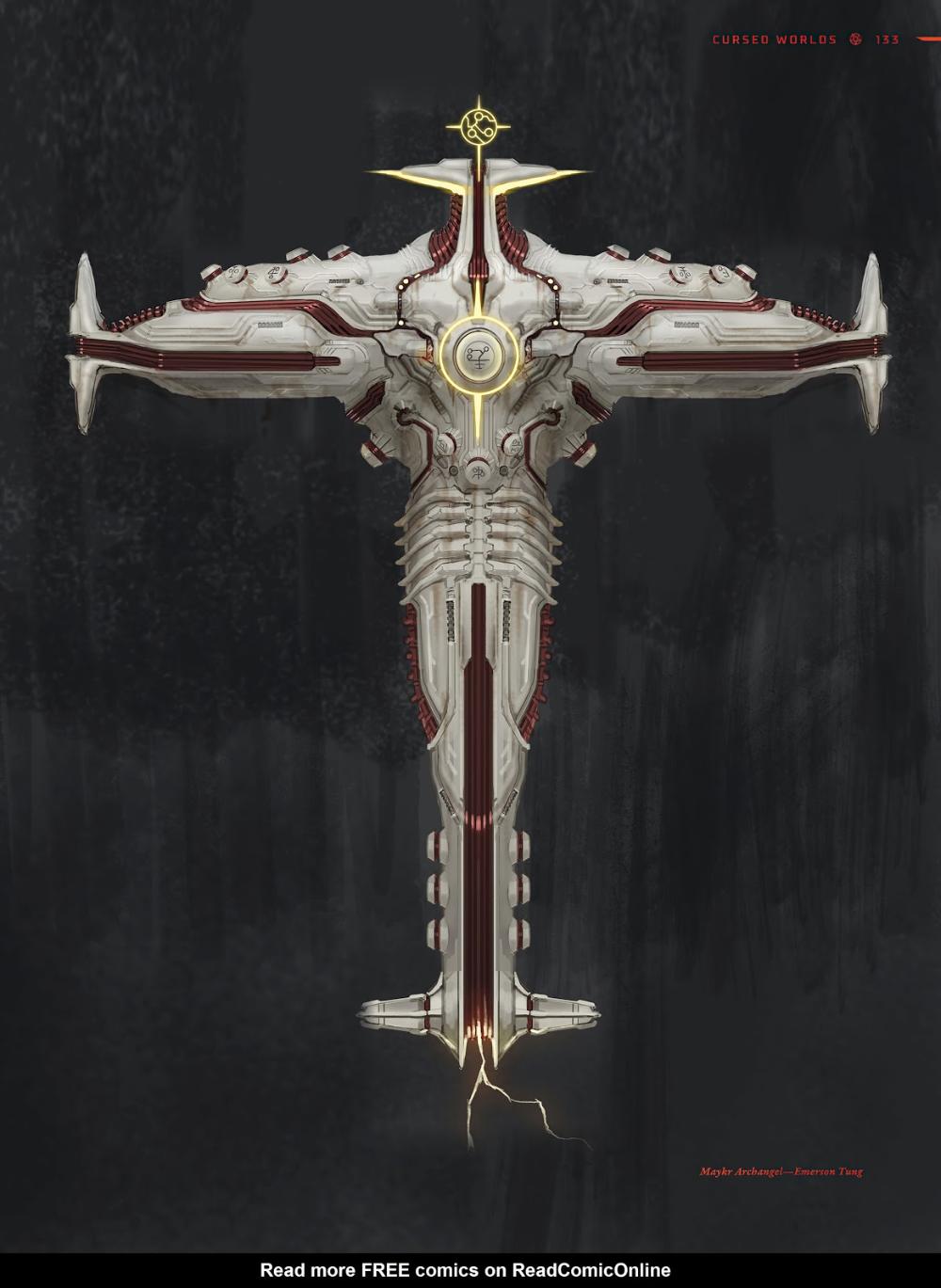 The Art Of Doom Eternal Tpb Part 2 Read The Art Of Doom Eternal Tpb Part 2 Comic Online In High Quality Archangels Dark Fantasy Art Doom