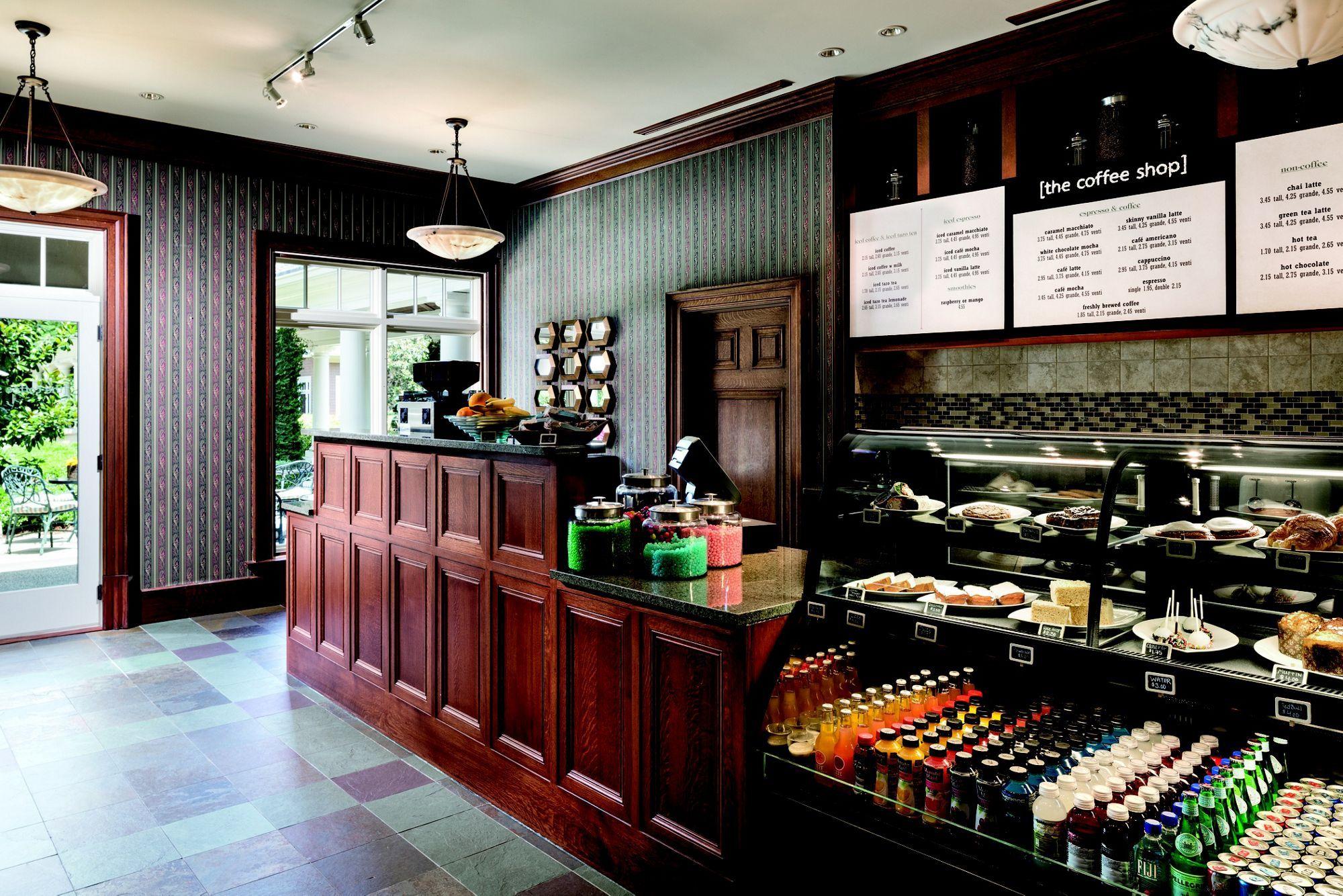 Coffee Shop The RitzCarlton Reynolds Cà phê