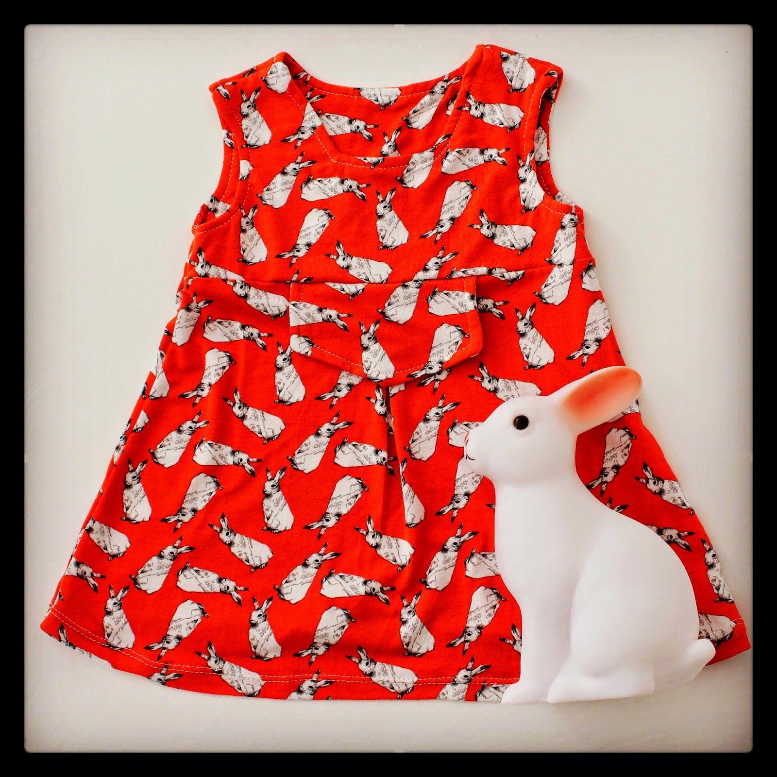 Tricot babykleedje: fotohandleiding in 10 stappen (Lily & Woody) | Nähen