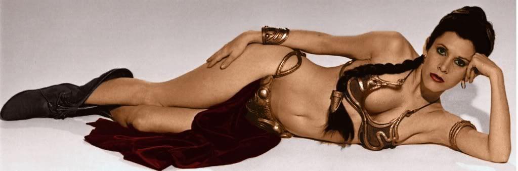 "Classic Star Wars on Twitter: ""#StarWars Princess #Leia #Jabba's Prisoner publicity photo https://t.co/yWfsMcOWwi"""