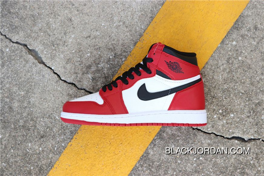 separation shoes 7777f b8ce5 Air Jordan 1 Aj1 AJ1 Retro Chicago 575441-101 Womens Basketball Shoes White  Black-Varsity Red Best
