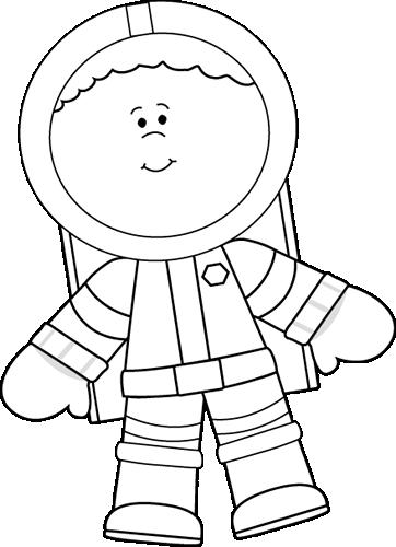 black and white little boy astronaut space theme space preschool rh pinterest com