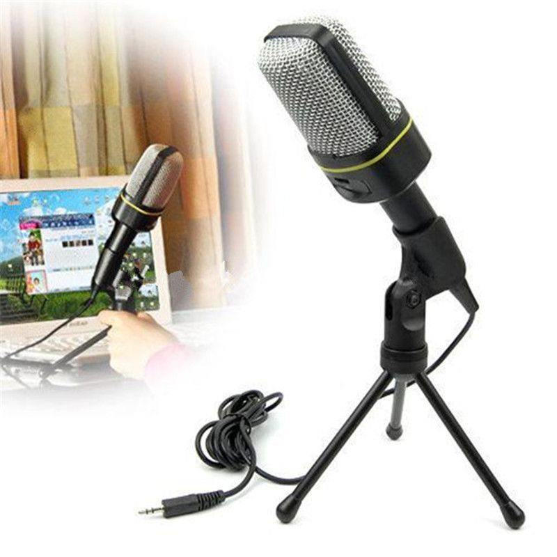 computer microphone stand studio condenser microphone 3 5mm wired rh pinterest co uk