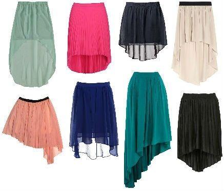 Que accesorios llevar con una falda asimétrica http://www.estilaestilo.cl/2013/03/asesoria-de-imagen-que-accesorios-llevar-con-una-falda-asimetrica/