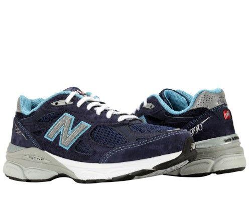 New Balance W990NV3 Women's Everyday Running Shoes, Navy, 9 B(M) US