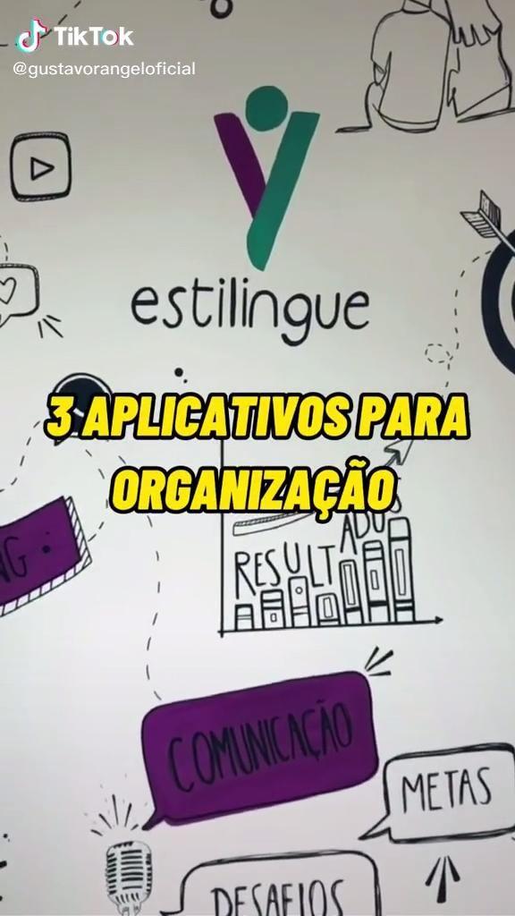 3 Apps Para Organização Vídeo Apps Dicas Utilidades