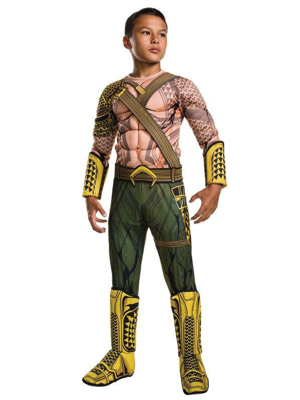 58d234b07 Check out Batman V Superman  Dawn Of Justice - Boys Deluxe Aquaman ...