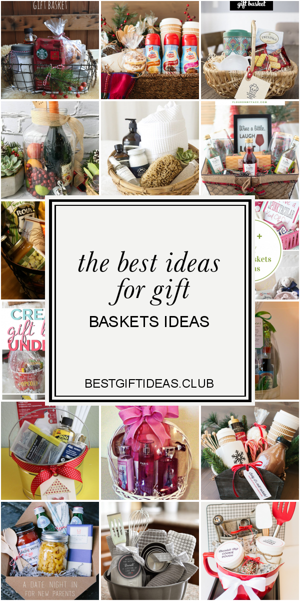 The Best Ideas for Gift Baskets Ideas Are you looking for an article about The B…