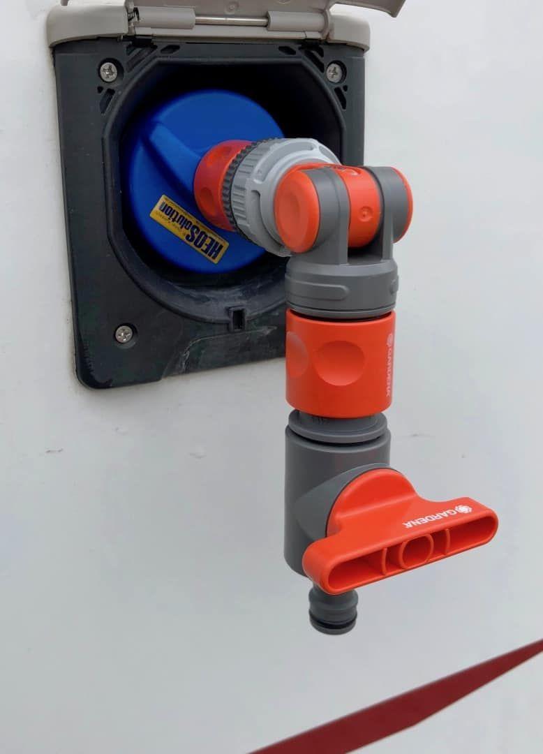 , Wasserversorgung des Tanks im Wohnmobil oder Wohnwagen, My Travels Blog 2020, My Travels Blog 2020
