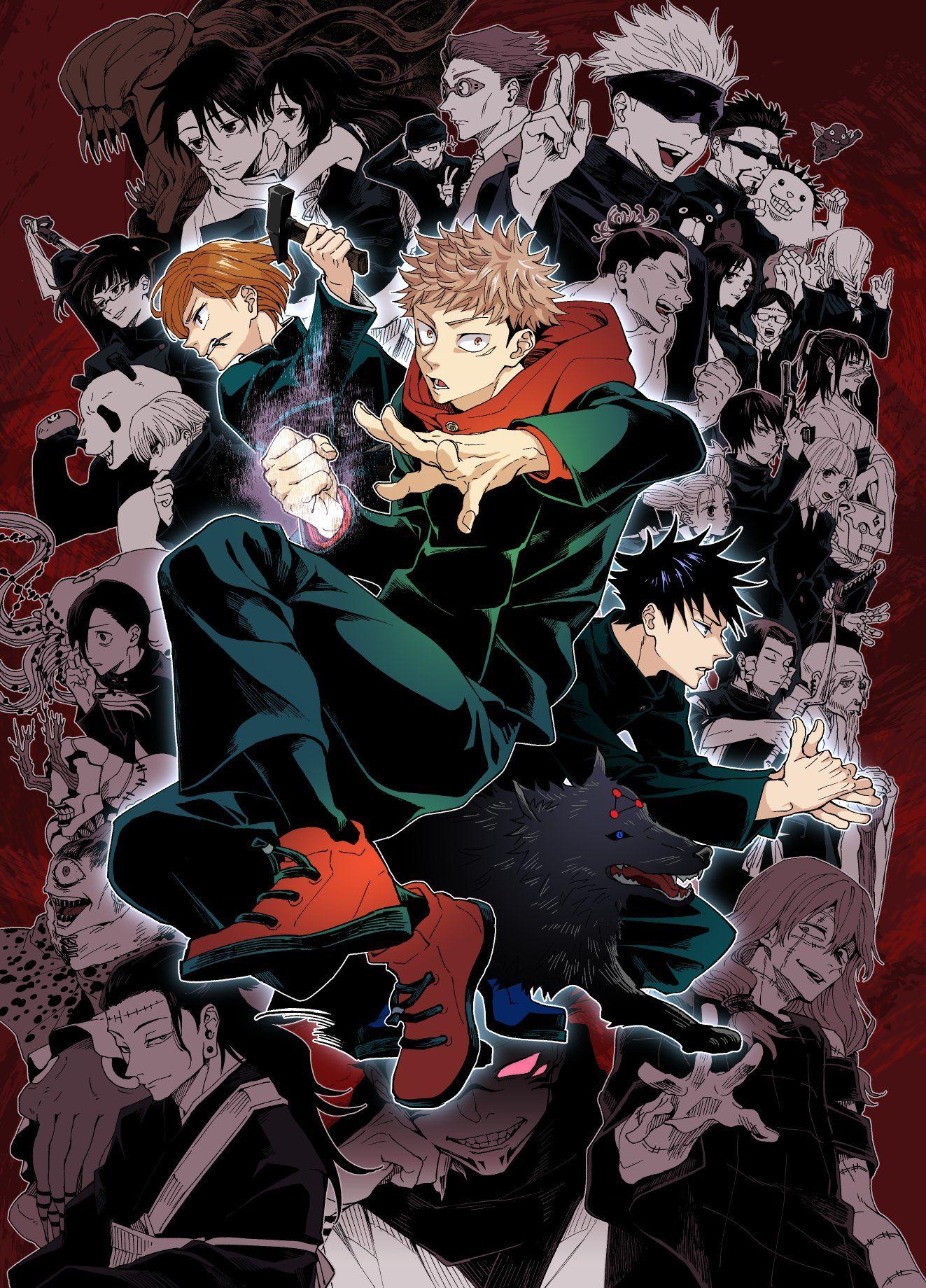 Pin By Daniel Owumi On Jujutsu Kaisen Anime Anime Art Jujutsu