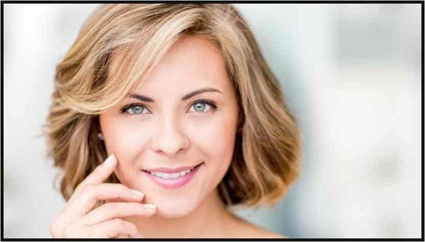 Frisuren Für Jeden Typ Bild Der Frau Einfache Frisuren Trend