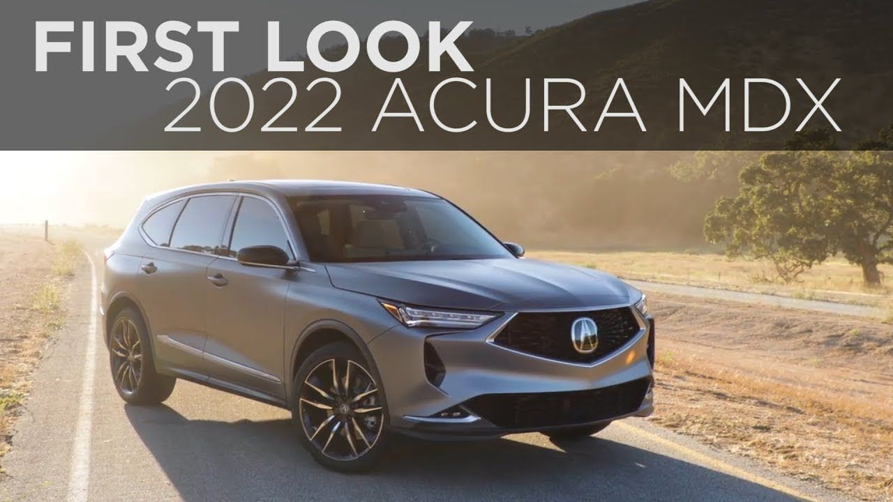 2022 Acura Mdx What We Know So Far Car And Driver In 2021 Acura Mdx Car And Driver Acura