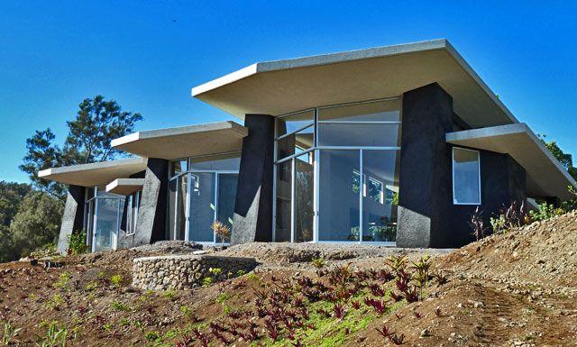 Hi 39 ilani ecohouse on big island hawaii is a sustainable for 4000 sq ft modular homes