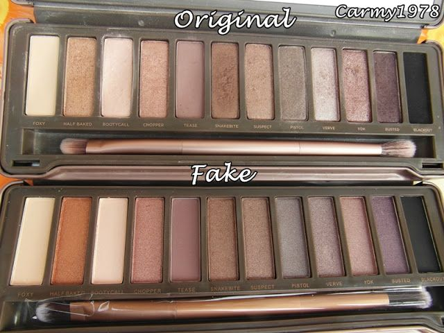 Urban Decay Naked 2 Palette Review & Swatches - From Head