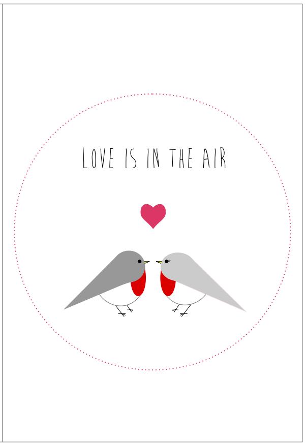 Gabulle in wonderland carte imprimer pour la saint valentin printable card for valentine 39 s - Carte st valentin gratuite a imprimer ...