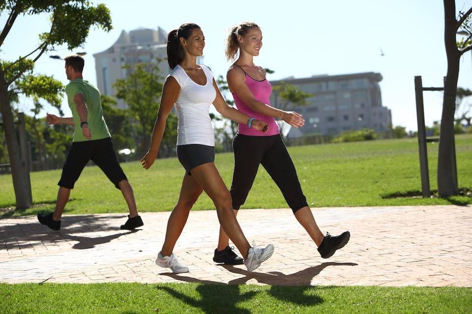 Pourquoi est-il préférable de faire de la marche à pied