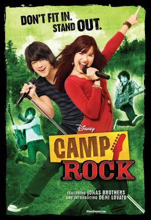 Camp Rock 2008 Dual Audio Eng Hindi Watch Online Camp Rock Camping Disney Channel Shows