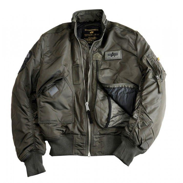 john-andy.com | Alpha Industries MA-1 D-TEC VF Flight Jacket ...