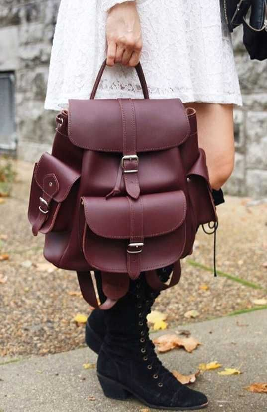 burgundy backpack schools bags for teens leather bookbag vintage backpacks back to school supplies. Save.extra 20% OFF on $45+ Sitewide till 30th use code SUMMER20%OFF
