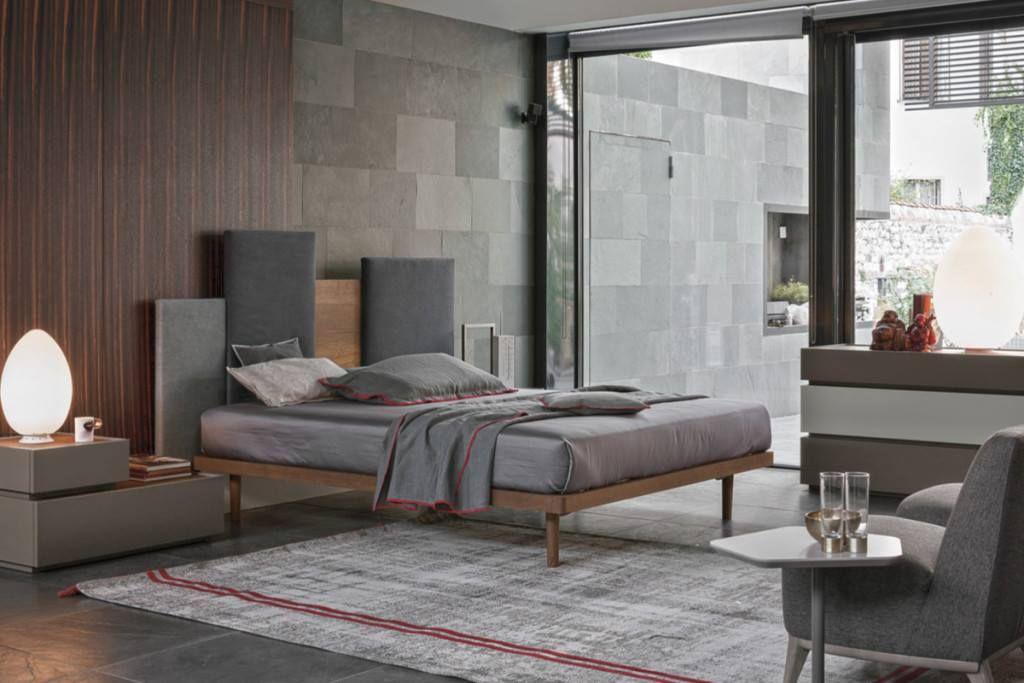 Per rinnovare lo stile della tua camera: letto skyline del gruppo