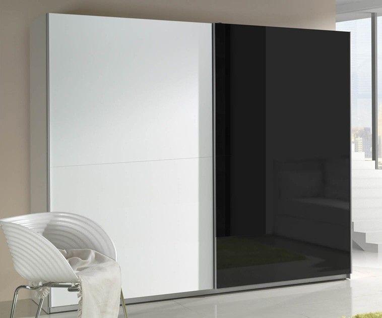Presta Weiss 2 Schwebeturenschrank Weiss In 2020 Kleiderschrank