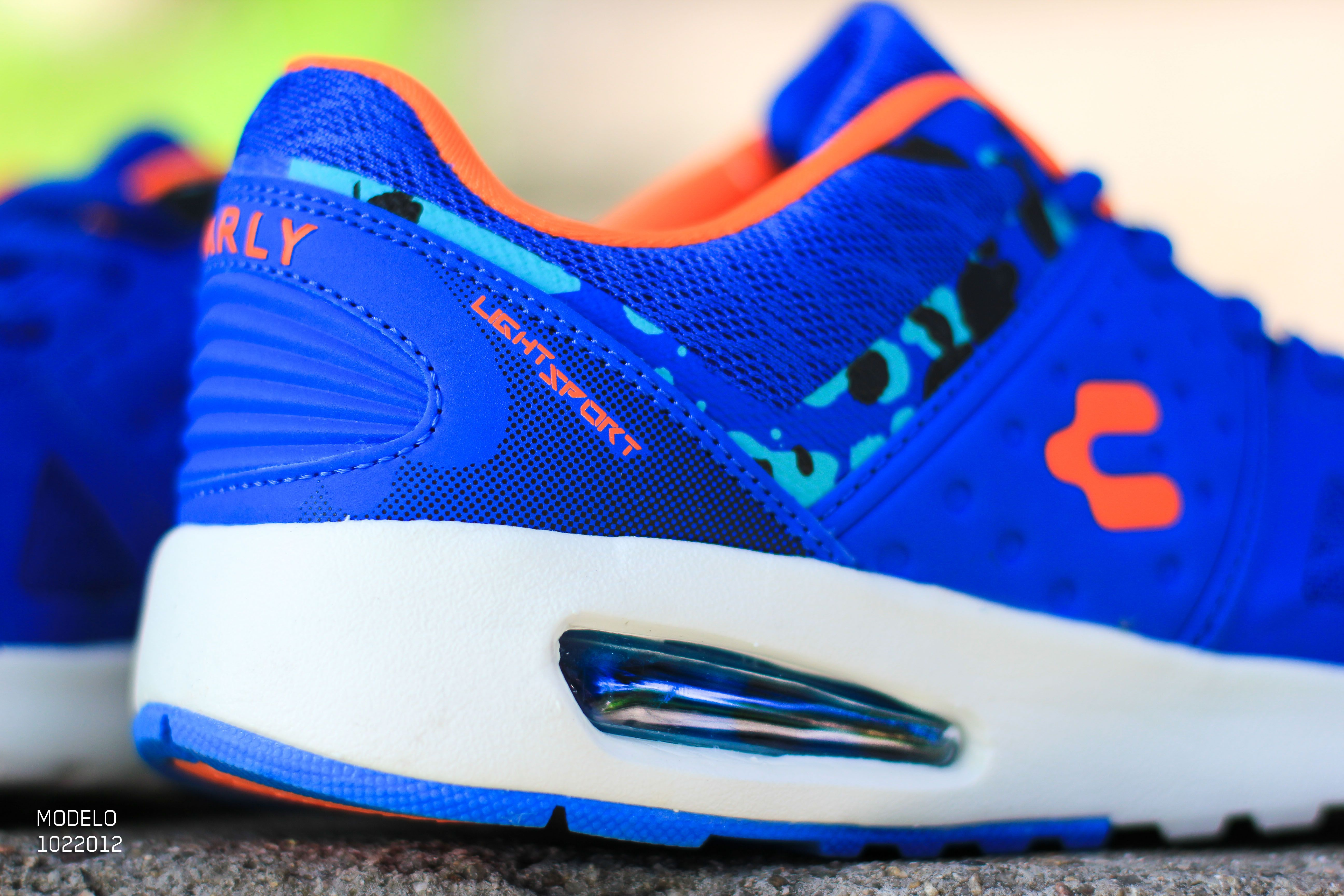 release date 7b5e0 a9fae Light Sport Sneakers, Tenis Azules, Tenis Charly