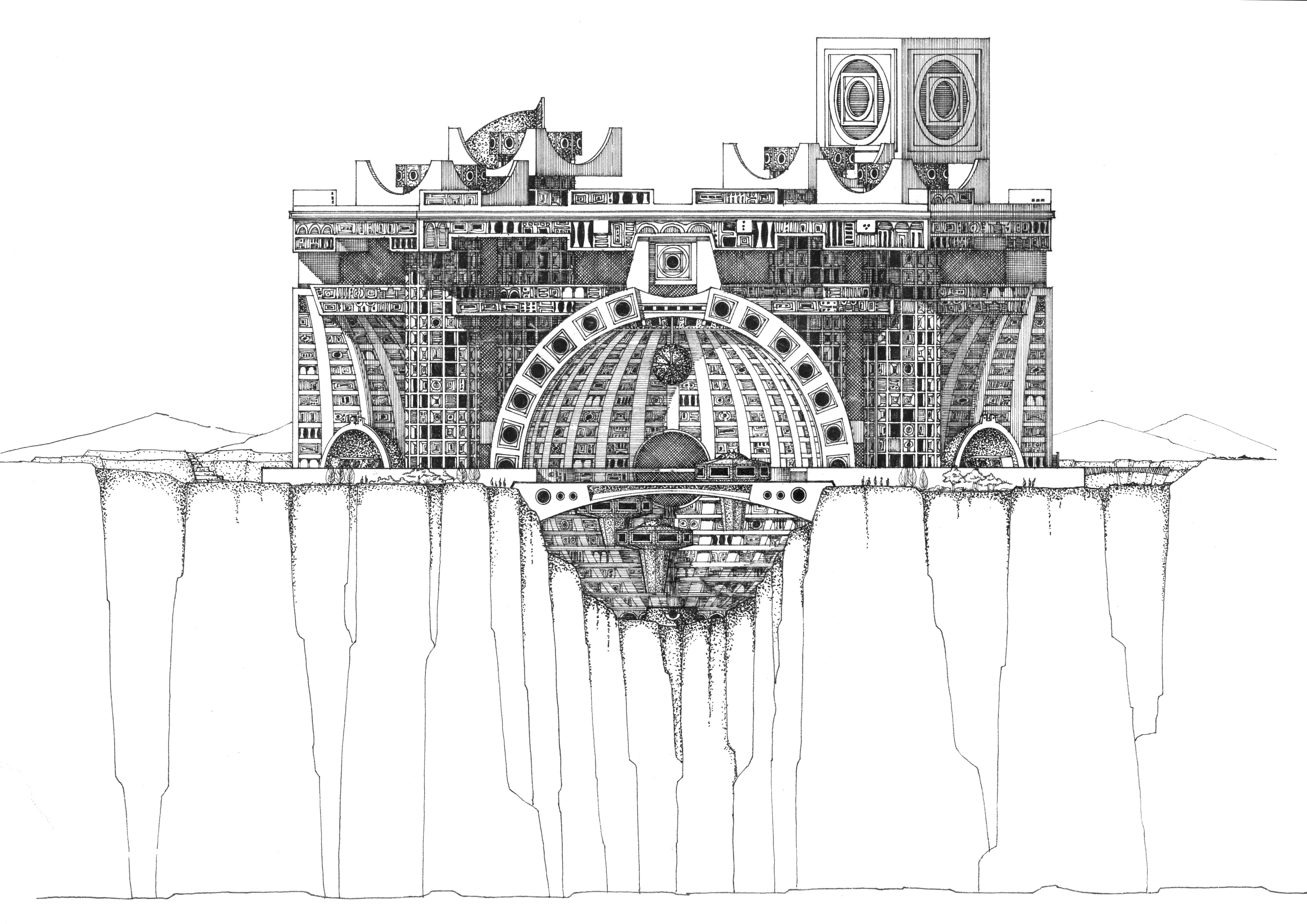 Paolo Soleri and the Cities of the Future | Underground