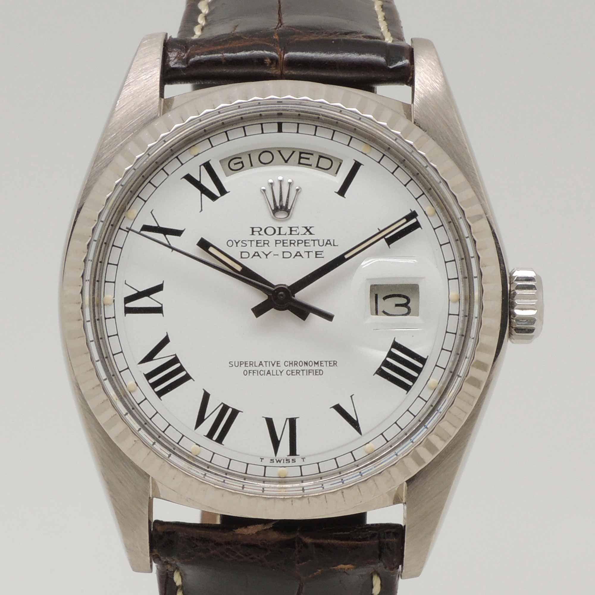 Ancienne Vintage Gallery Rolex Day Date Relojes Rolex Rolex