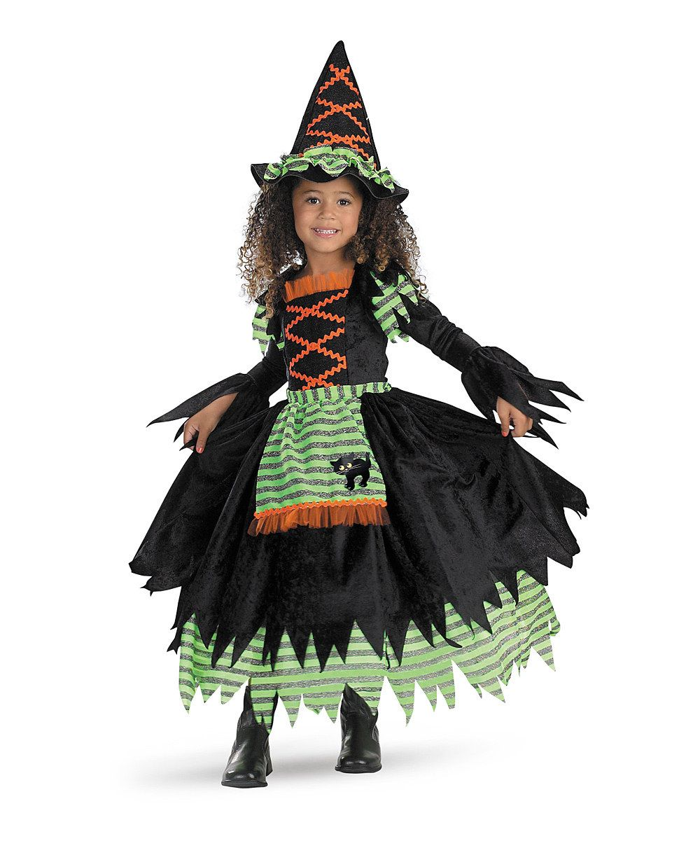 Disguise Storybook Witch Costume Set - Toddler | Witch dress ...