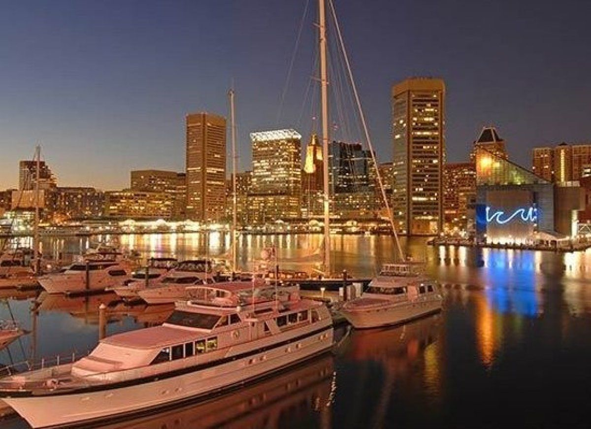 Baltimore Was Recently Named One Of The World S 15 Best Waterfront Cities Via Fodor