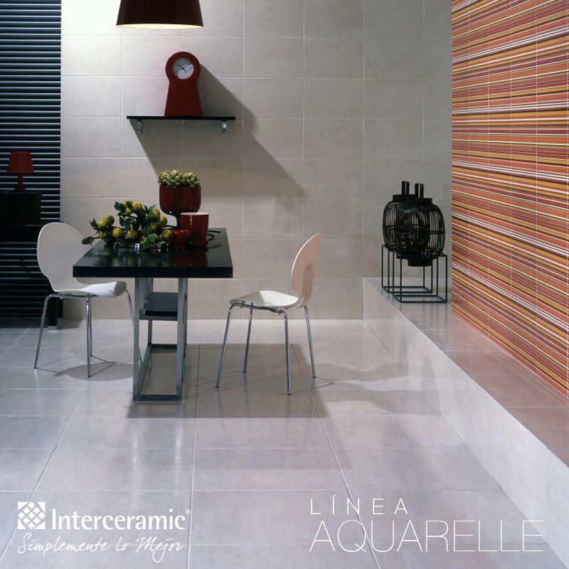 Colores y m rmol los elementos que componen la l nea for Interceramic pisos