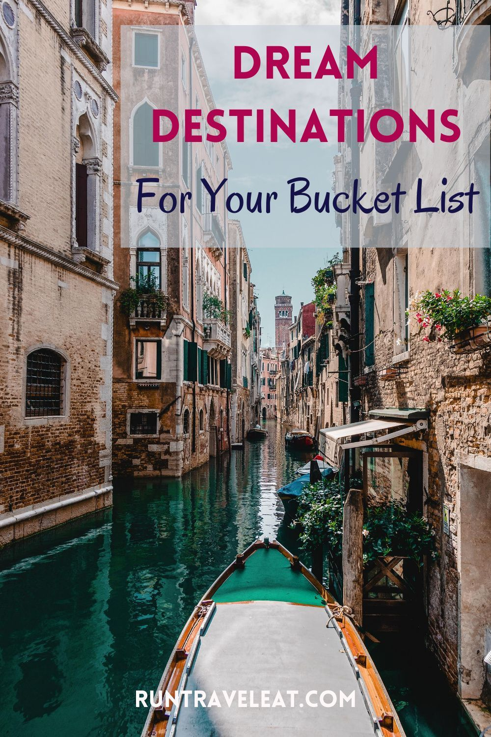Are you eager to travel again? Here are the top places you should be flying to next as soon as you can! From beautiful white sandy beaches to old European cities. #travelinspo #dreamdestinations #travelbucketlist #exploremore #travelblogger