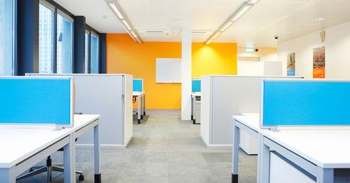 Akamai Technologies Inc Zurich Team Office Akamai Colorful