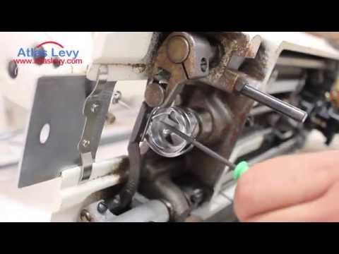 How To Fix Hook Timing On An Industrial Sewing Machine Sew