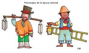 Imagenes De Criollos En La Epoca Colonial Animados Busqueda De Google Epoca Colonial Dia De La Educacion 25 De Mayo 1810