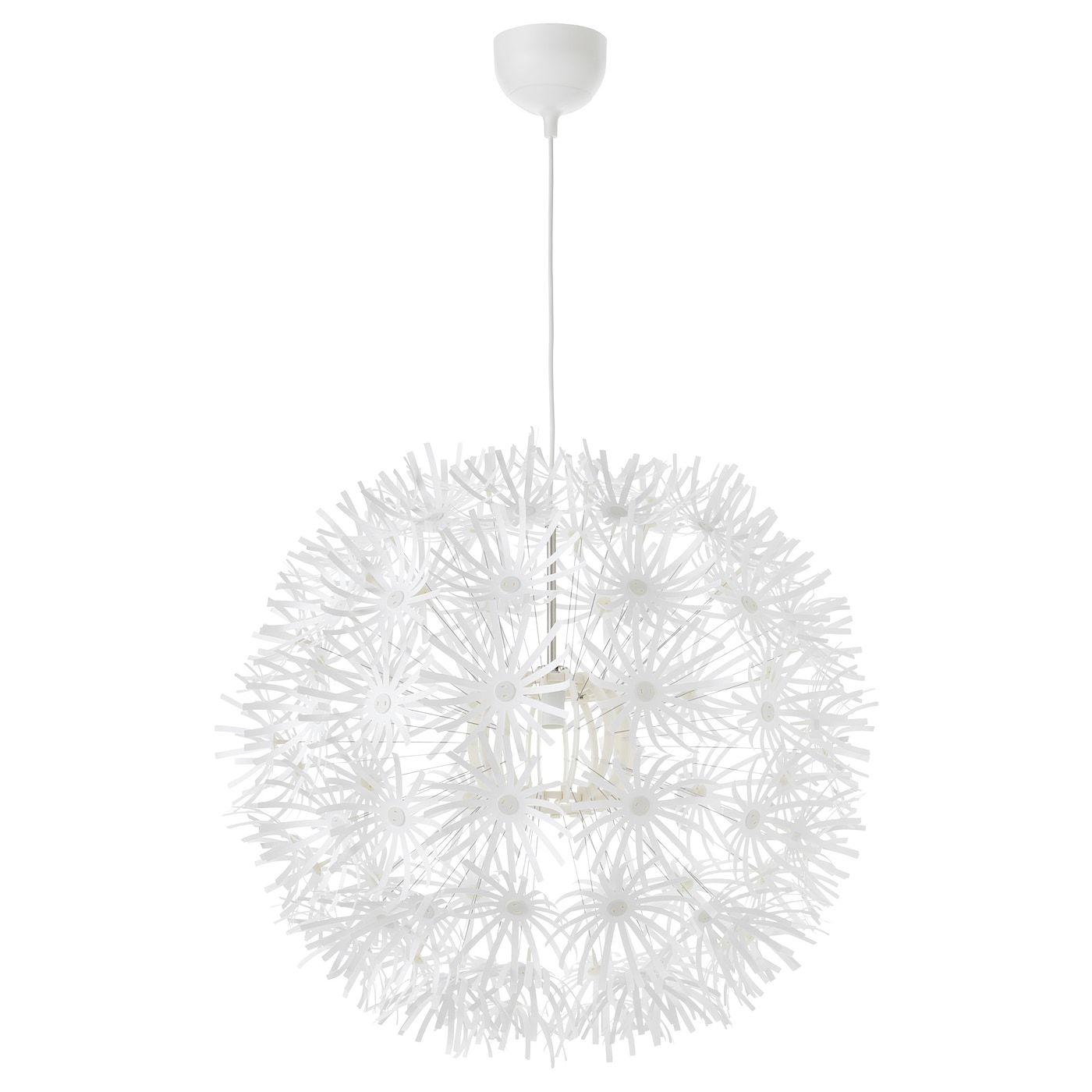 Ikea Maskros Lampa Wisząca Interiors