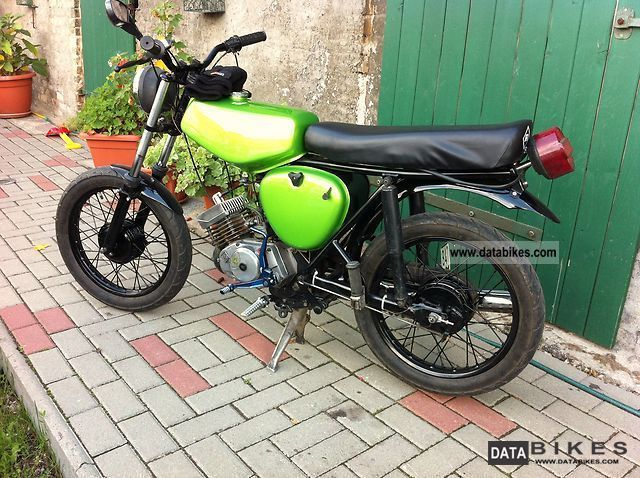 1979 simson s51 e motorcycle motor assisted bicycle small. Black Bedroom Furniture Sets. Home Design Ideas