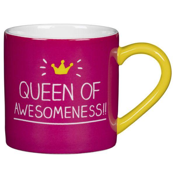 Happy Jackson Mug Queen of Awesomeness