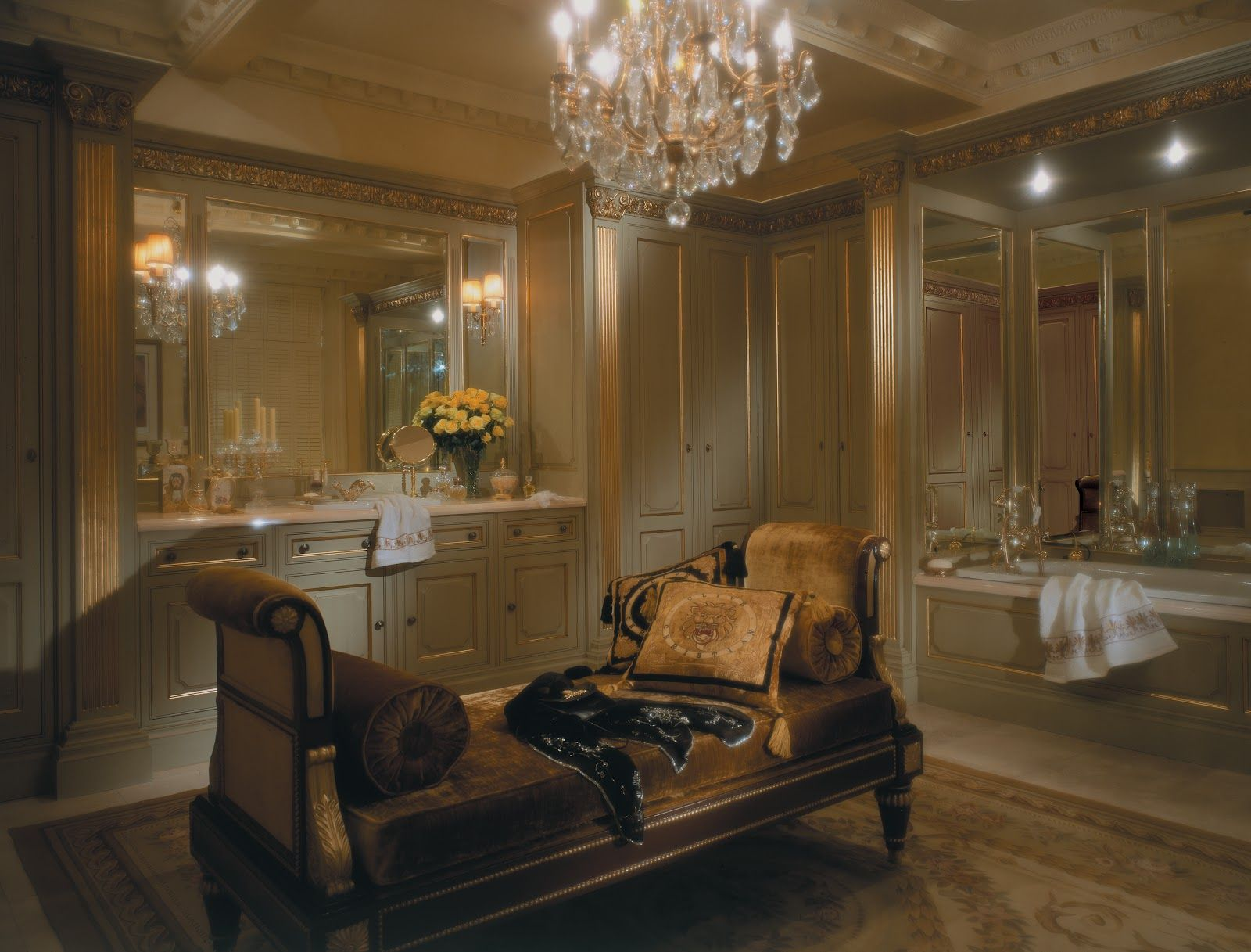 TRADITION INTERIORS OF NOTTINGHAM Clive Christian Luxury Regency - Clive christian bedroom furniture