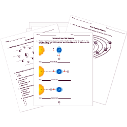 free printable astronomy tests worksheets and activities
