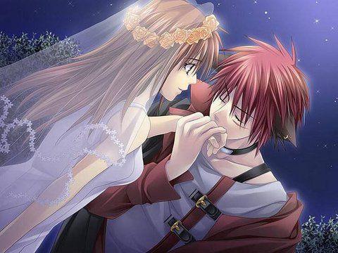 Resultado de imagen para anime couple hand