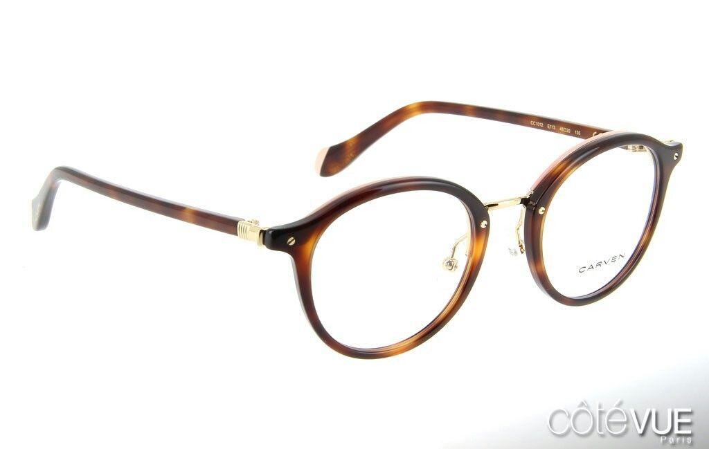 Carven cc1012 | Carven lunettes, Lunettes mode, Lunettes