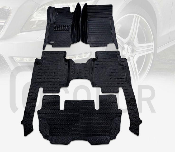 Good Mats Custom Special Floor Mats For Nissan X Trail T32 7seats 2017 2014 Durable Rugs Carpets For Interior Accessories Skoda Kodiaq Automotive Accessories