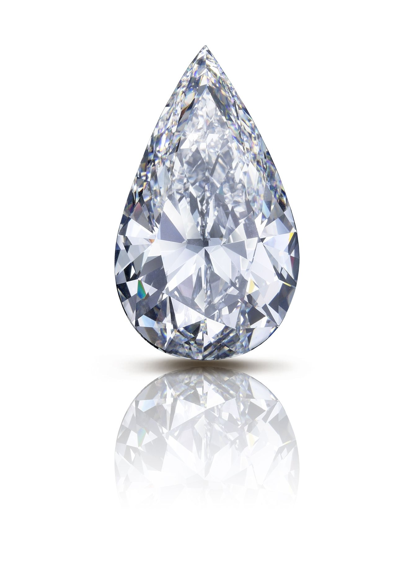 d diamonds carat flawless an diamond shaped pear the internally pin incredible graff flame