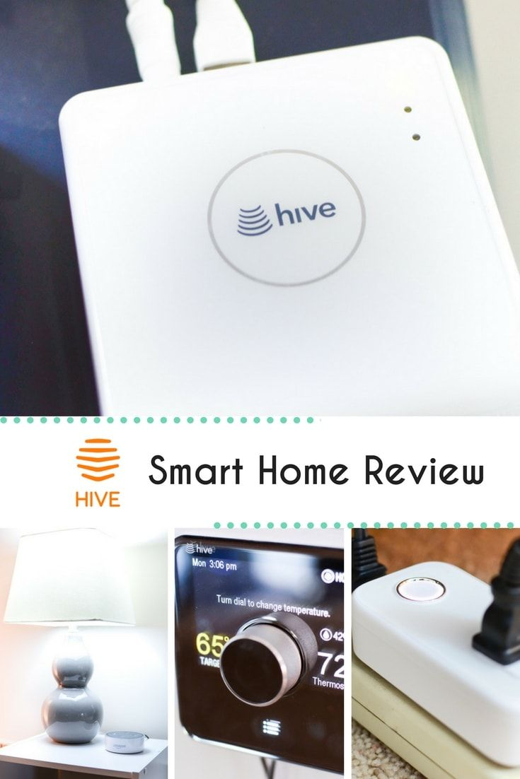 Hive Smart Home for Christmas - Hive Smart Home Review | Pinterest ...