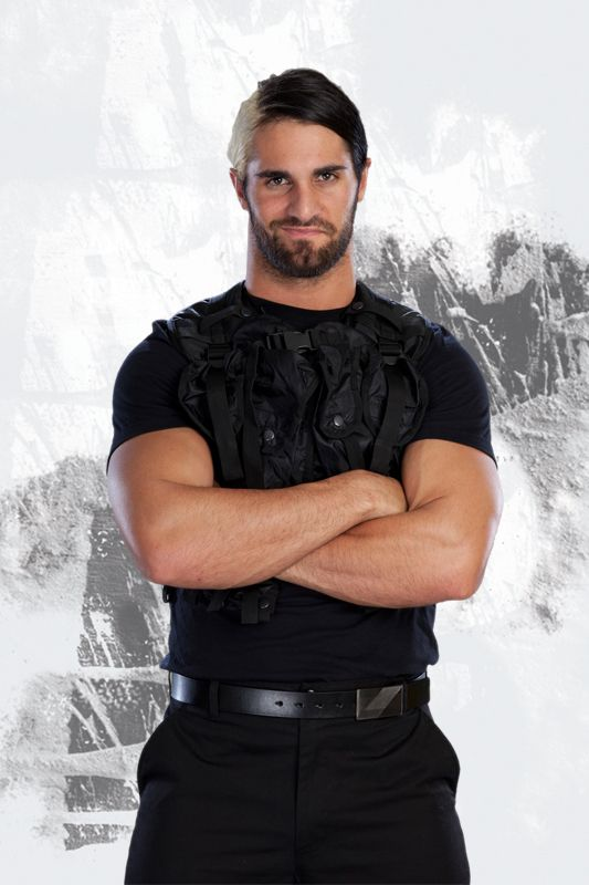the shield wwe photos | Seth Rollins - The Shield (WWE ...