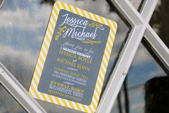 Hey, I found this really awesome Etsy listing at http://www.etsy.com/listing/156831605/summer-slate-wedding-invitation