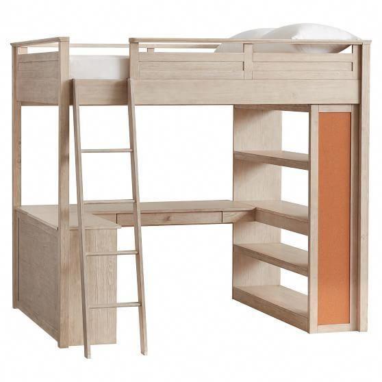 Sleep Study 174 Loft Pbteen House In 2019 Boys Room