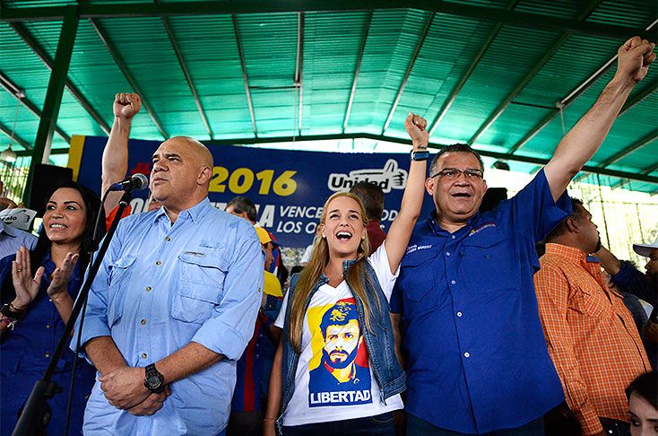 Oposición venezolana aumentará presión en la calle para no dejar morir revocatorio - El Pais - Cali Colombia