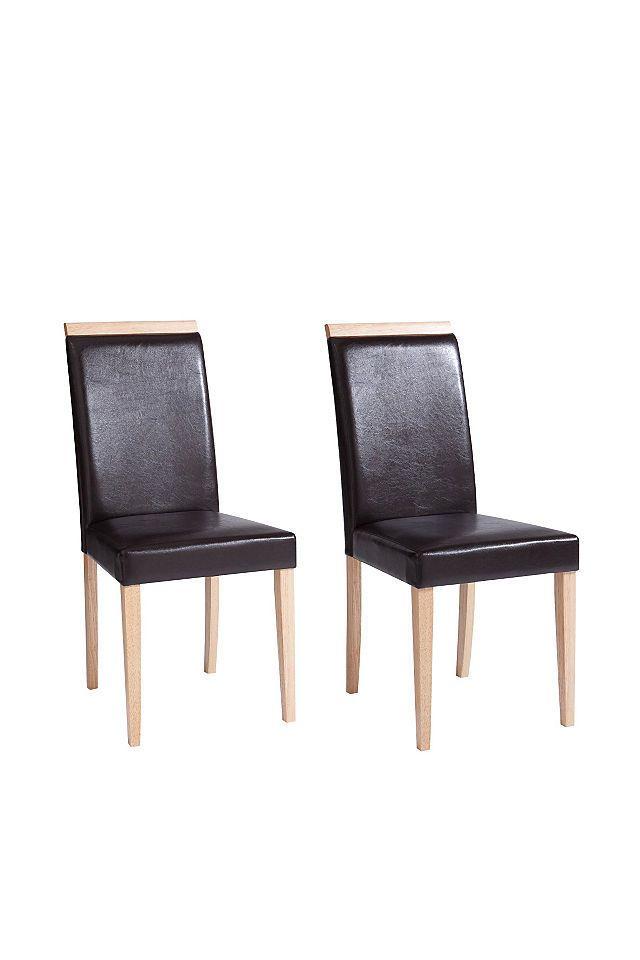 Stuhl, Home affaire, »stuhlparade« (2 Stück) Jetzt bestellen unter - stühle für die küche